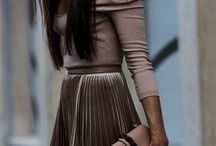 Pleated Outfits