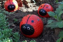 Gardening for Kids / Great gardening ideas and tips that make it fun and interesting for kids to get bitten by the gardening bug!