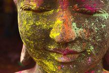 Buddha Love / Buddha, Statues, Buddhism, Ruins
