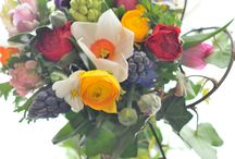 Bohemian flowers / Beautiful flowers,from big headdresses,feathers to flamboyant flowers,i love it.I do from weddings to funerals and like to be a bit different