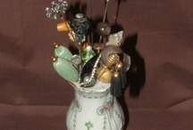 Hat pins & holders / by Cindy Yonkers Tutwiler