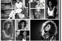 Whitney Houston Photos / Everything Nippy / by Tonia Duncan