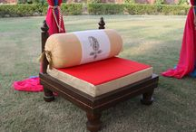 Traditional Wooden Furniture / Authentic handmade wooden furniture from India.