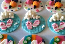 Cupcake Toppers / by Jennifer Marcrum