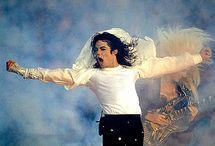 Michael / Just moonwalker's stuffs