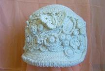 ÖRGÜ Şapka-Bere