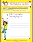 D.E.A.R. (Drop everything and read)  / by Dawnna Morris