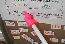 sight word / word family