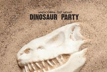{Paleontologist Birthday Expedition} / by Elizabeth Kay Design {EK Printables}