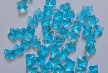 Margele acrilice / Acrylic beads