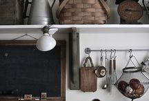 ~Styling - shelves~ / by Lou Archell | littlegreenshed