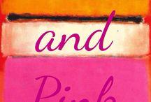☆҉  ORANGE & PINK