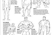 corpos masculinos