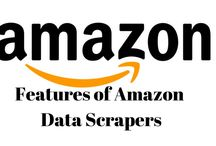 Amazon Data Scrapers