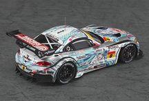 GOOD SMILE COMPANY 1/43 GSR Hatsune Miku BMW 2012: Season Opening ver.