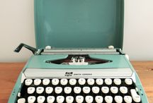 Typewriters / by Terri Collins