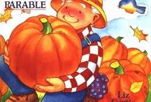 October: Bats/Pumpkins/Halloween