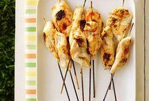 Food - Grilling, Marinades, Seasonings, Rubs / by Jen G