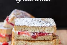 Sandwiches  / by Bakeaholic Mama