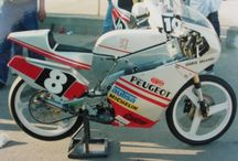French Racing Moped