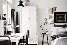 White rooms