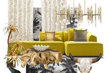 Polyvore Interiors by Krasnova Julia