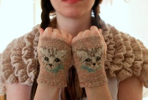 Knitting--Gloves, Mittens, and Mitts / by JoLene McQueen