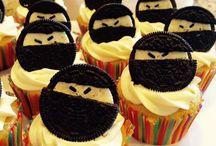 ninja bursdag