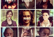 Once Upon A Time / Fair tale serie