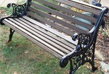 Benches / by Michael Peeples