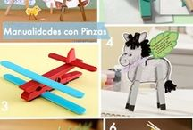 Ideas for little ones