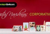 Tarjetas Navideñas Corporativas Perú 2014
