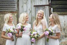 ~ WEDDING BRIDESMAIDS ~