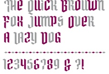 typography / Typeface designed by VormVijf or typeface we love.