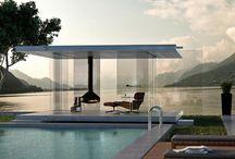 Pool Pavilions