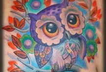 Tattoo Ideas / by Mandi Moulton