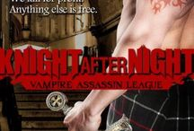 Vampire Assassin League - V.A.L / Paranormal Romance Novellas by Jackie Ivie