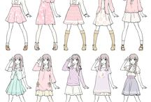 Ideias para trajes