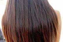 hair / by Kay
