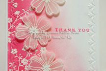 Thank You/Thanks Cards