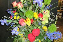 Funeral Flowers / Funeral Baskets, Casket Sprays, Standing Sprays www.petalsofwytheville.com