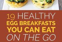 Яйцо на завтрак