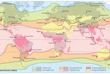 Klimaat zones