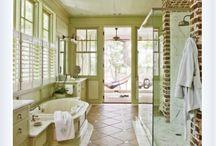 Bathroom ideas / by Laura Dickson