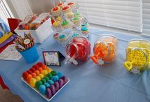 Kids birthday ideas / by Ellen Rose