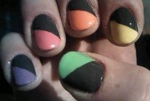 nail freaks / if you spend hours and hours on your nails like i do here are some cool ideas i've done in the past. enjoy