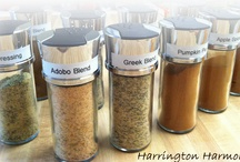 DIY Spices and mixes for the kitchen