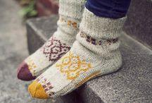 Knitted / Crochet