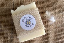 ElliesFarmShop on Etsy / Take a look at our gorgeous handmade natural comsetics and beeswax candles on our Etsy shop https://www.etsy.com/uk/shop/ElliesFarmShop