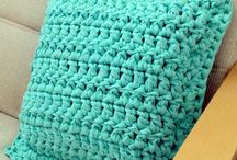 pillows crochet